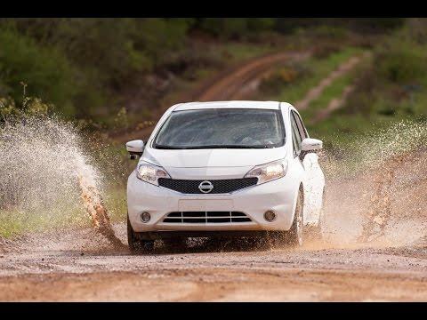 Nissan Note รถยนต์ไม่ต้องล้าง คันแรกของโลกจากนิสสัน พ่นด้วยสีเคลือบนาโนสุดไฮเทค