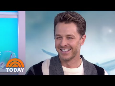 Josh Dallas Talks 'Manifest' And Relationship With Ginnifer Goodwin | TODAY