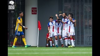 Video 2018 Singapore Premier League: Tampines Rovers FC 2-3 Warriors FC MP3, 3GP, MP4, WEBM, AVI, FLV September 2018