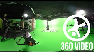 360/VR Video With Bboy Jay-D for Strife TV