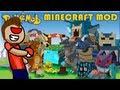 Minecraft | Pokemon MOD | Español (Pokemobs)