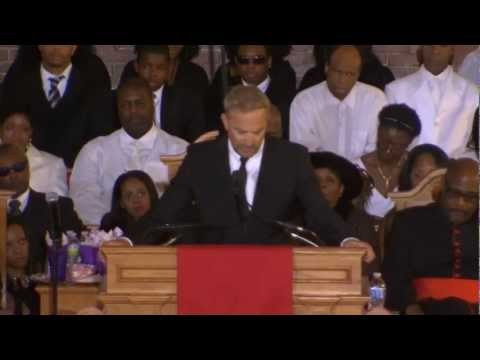 Funeral de Whitney Houston [English] [Complete]