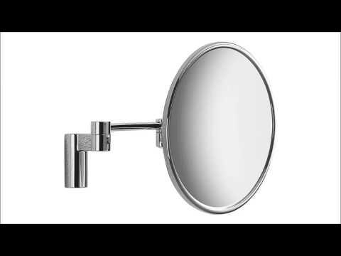 Specchi ingranditori per bagno Colombo Design - Manigliedesign.com