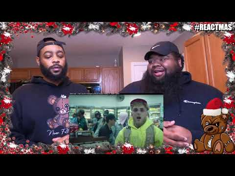 Jake Paul - Park South Freestyle (Official Music Video) Ft. Mike Tyson (🎄REACTMAS🎄DAY 1)