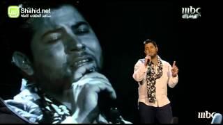 Arab Idol -حلقة الشباب - محمد عامر- في ناس ياليل