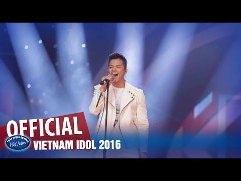 VIETNAM IDOL 2016 - GALA CHUNG KẾT & TRAO GIẢI - SAY AH - TRỌNG HIẾU - Thời lượng: 4 phút, 15 giây.