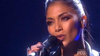 Nicole Scherzinger - Pretty - The X Factor USA 2011 (Live Semi-Final Results Show)