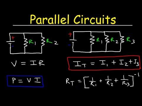 Resistors In Parallel - The Easy Way!