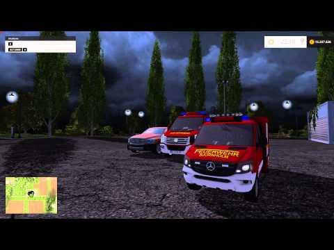Mercedes Sprinter 316 TSF v2.0