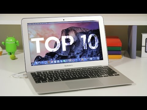 OSX - Top 10 OS X Yosemite Features! OS X Yosemite and iOS 8 beta 1 were released at WWDC 2014. From Hidden Features in iOS8 beta 1 to new features in OS X Yosemit...