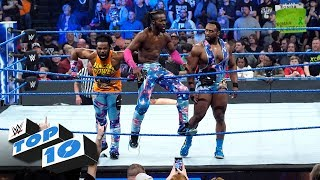 Nonton Top 10 SmackDown LIVE moments: WWE Top 10, March 12, 2019 Film Subtitle Indonesia Streaming Movie Download