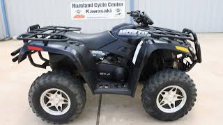 4. For Sale $2,999:  Used 2006 Arctic Cat 650 H1 Special Edition Black