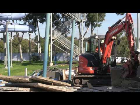 Oak Park redevelopment part 1 video