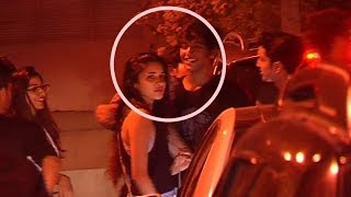 image of Shahrukh Khan Son Aryan Khan Party With Friends