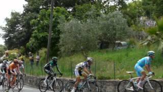 Chateauneuf-Grasse France  city photo : Tour de France 2013 - Montée de Châteauneuf de Grasse - les échappés