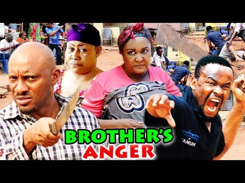BROTHER'S ANGER SEASON 1&2 (ZUBBY MICHAEL/YUL EDOCHIE) 2019 LATEST NIGERIAN NOLLYWOOD MOVIE