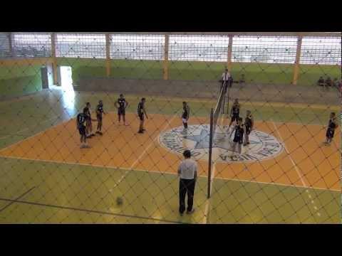 Vôlei 5º set (final): Sumé x Gurjão em Boa Vista - PB.