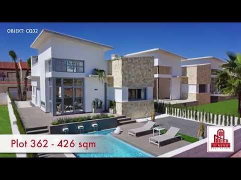 Costa Blanca Immobilien, CQ 02 VK, Villa kaufen City Property
