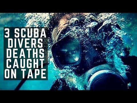 3 Scuba Divers Deaths Caught on Tape