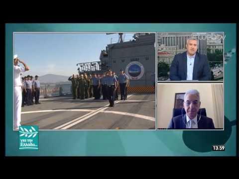 O Πρόδρομος Προδρόμου στον Σπύρο Χαριτάτο | 14/05/2019 | ΕΡΤ