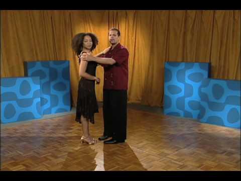 Партнерство в танце сальса (обучающий урок)