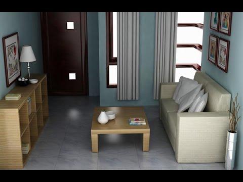 Interior Ruang Tamu Minimalis Type 36, Desain Interior Ruang Tamu Minimalis
