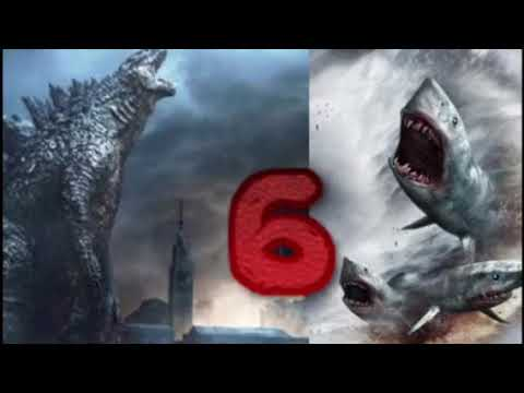 What If Sharknado 6 Is Sharknado V.S Godzilla?