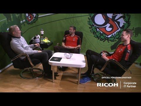Sportklubben med Axel Kjäll och Daniel Bäckström