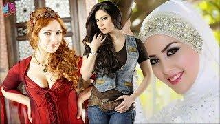 পৃথিবীর সেরা ১০ মাথা নষ্ট করা মুসলিম সুন্দরী। দেখলে মাথা নষ্ট হয়ে যাবে। Most Beautiful Muslim Women