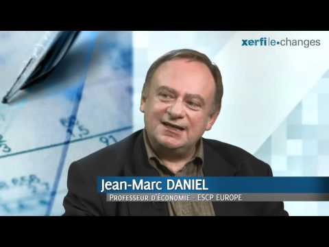 XERFI e-changes : Histoire vivante de la pensée économique, par Jean-Marc Daniel