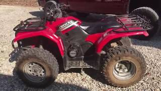 3. 2001 Yamaha Kodiak 400 Introduction - Part 1