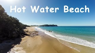 Coromandel New Zealand  City new picture : Hot Water Beach #Coromandel #NZ