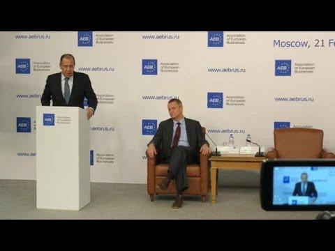 Ρωσία-ΕΕ: «Φρένο» στις υποδομές λόγω κυρώσεων