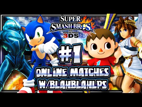 3DS - SMASH the