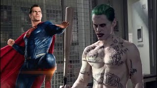 'Suicide Squad' Director David Ayer Trolls Fans With Superman vs Joker Deleted Scene