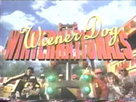 Wiener Dog Winternationals Drag Racing