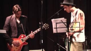 Video Rusty Nail & Aynsley Lister, KD Sýpka, 28.10.2013, Brno (cover H