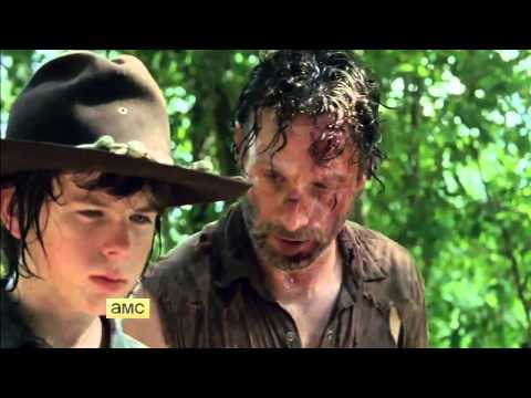The Walking Dead Mid-Season 4 (Promo 'Not Afraid')