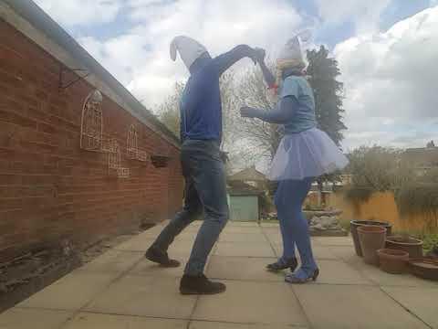 Chris & Rachel - Feeling Blue!