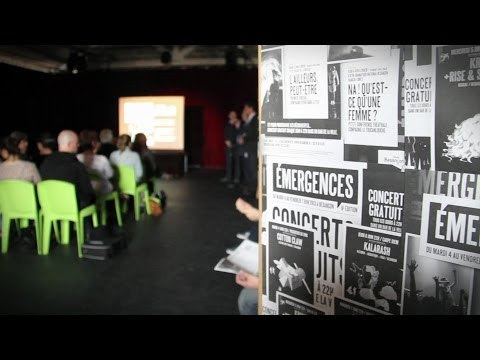 Teaser du Festival Emergences 2013 � Besan�on