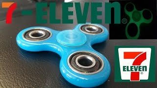 Video 7-Eleven Fidget Spinner unboxing, review, and giveaway.  Glow in the dark fidget spinner. MP3, 3GP, MP4, WEBM, AVI, FLV Mei 2017