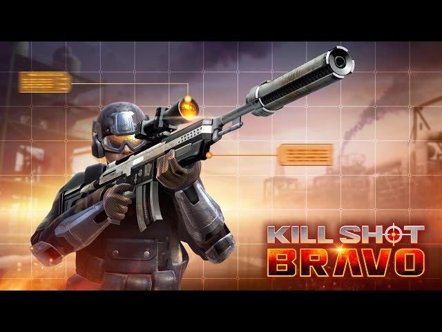 Видео к игре Kill Shot Bravo