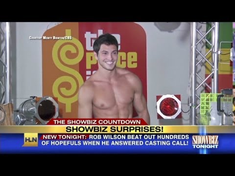 'The Price is Right' has a male model!