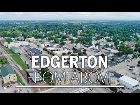 Edgerton From Above (видео)