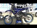 Super Mini Raw 2 Stroke with Matt LeBlanc - Motocross Action Magazine