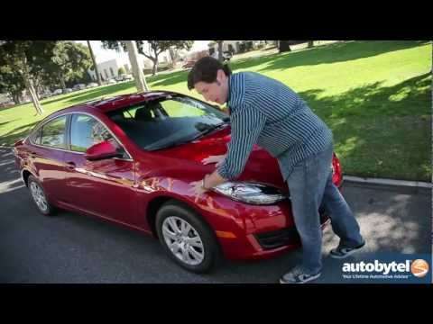2012 Mazda6: Video Road Test and Review