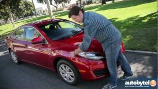2012 Mazda6 Test Drive&Car Review
