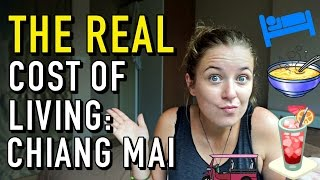 Chiang Mai Thailand  city photos gallery : THE REAL COST OF LIVING IN CHIANG MAI, THAILAND