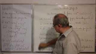 Algebra Intermedia - Lección 13 - A (el Trinomio Cuadrado Perfecto)