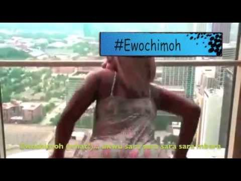 Ewochimoh twerk competiton video by Shakar EL FT Skales